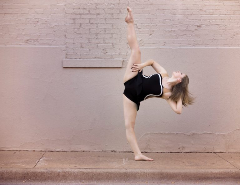 tilt extension by dancer in McKinney